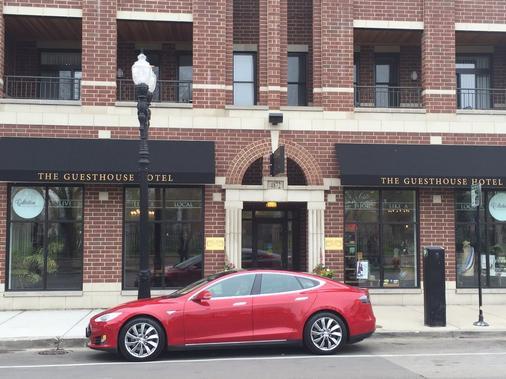 賓館酒店 - 芝加哥 - 室外景