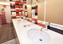 西悠飯店 - 台北店 - 台北 - 浴室
