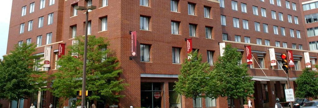Residence Inn by Marriott Boston Cambridge - 劍橋 - 建築