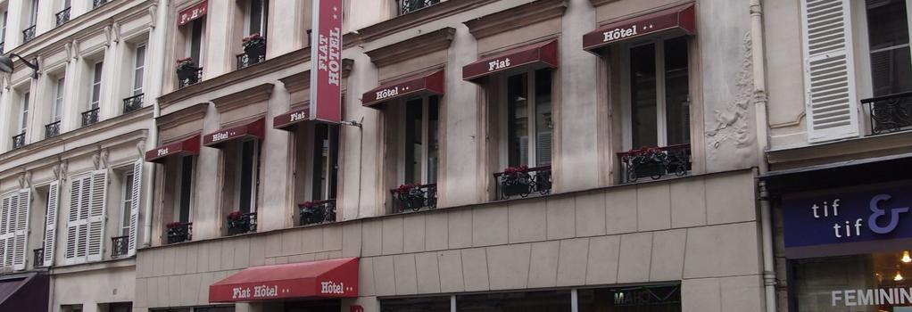 Hôtel Fiat - 巴黎 - 建築