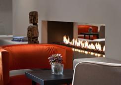 斯圖加特機場展覽中心溫德姆酒店 - 斯圖加特 - 大廳