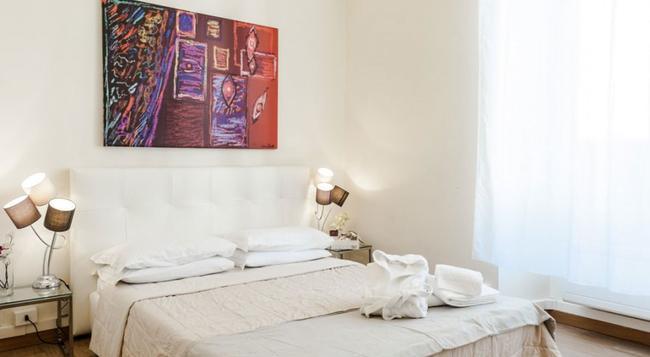 B&B Mellini 39 - 羅馬 - 臥室