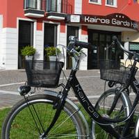 Kairos Garda Hotel Bicycling