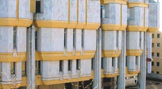 Russ Hotel - 聖彼得堡 - 建築