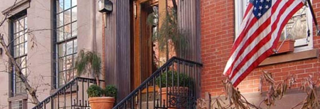 Colonial House Inn - 紐約 - 建築