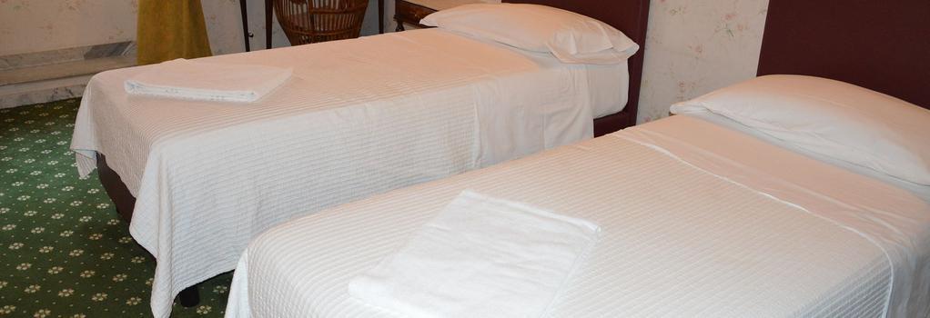 Hotel Texas - 羅馬 - 臥室