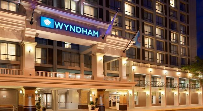 Wyndham Boston Beacon Hill - 波士頓 - 建築