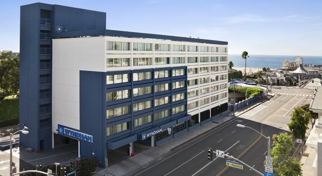 Wyndham Santa Monica At The Pier - 聖莫尼卡 - 建築