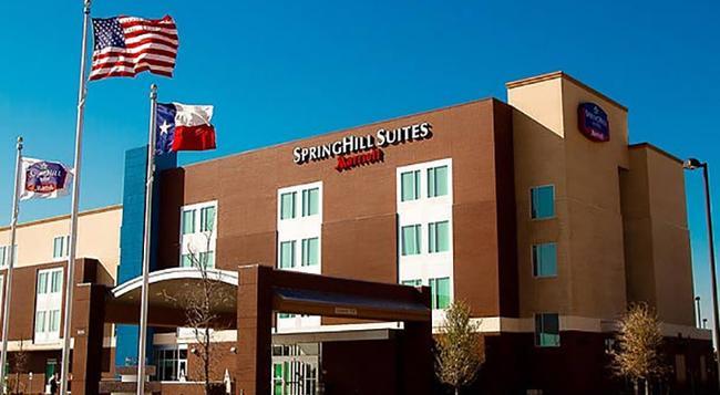 SpringHill Suites by Marriott Dallas Richardson/Plano - 理查森 - 建築