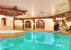 Tirolerhof - Ehrwald - 游泳池
