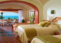 普韋布洛馬薩特蘭全包度假村 - 馬薩特蘭 - 臥室