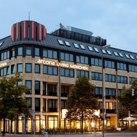 Arcona Living München Hotel Front - Evening/Night