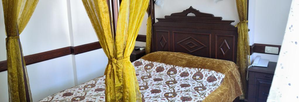 Hotel Alp Guesthouse - 伊斯坦堡 - 臥室