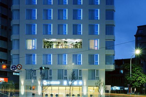 台北喜瑞飯店 - 台北 - 建築