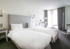 台北喜瑞飯店 - 台北 - 臥室