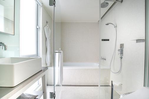 台北喜瑞飯店 - 台北 - 浴室