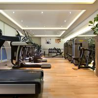 Steigenberger Frankfurter Hof Steigenberger Frankfurter Hof, Frankfurt, Germany - The SPA Fitness room