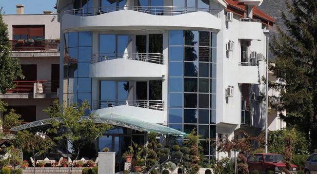 Hotel Denarius - 奧赫里德 - 建築