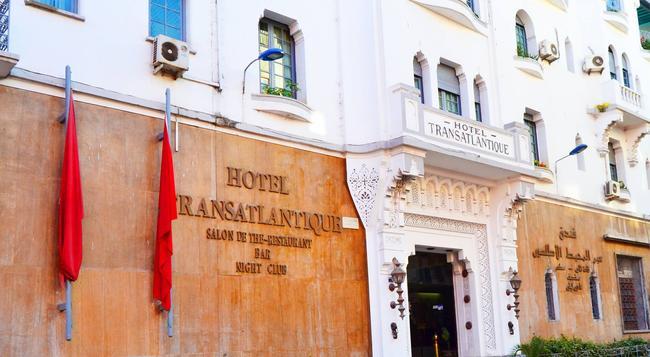 Hotel Transatlantique - 卡薩布蘭卡 - 建築