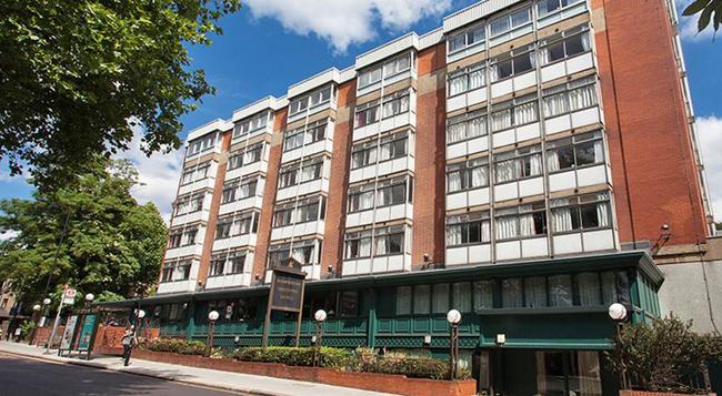 Hampstead Britannia Hotel - 倫敦 - 建築