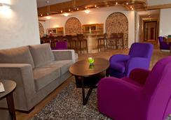 羅薩茲酒店 - 蓬特雷西納 - 酒吧