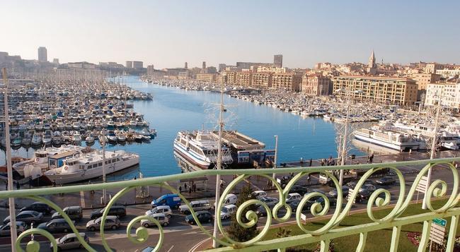 Hôtel Alizé Marseille Vieux-Port - 馬賽 - 建築