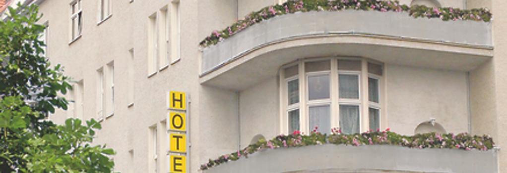 Hotel Bellevue am Kurfürstendamm - 柏林 - 建築