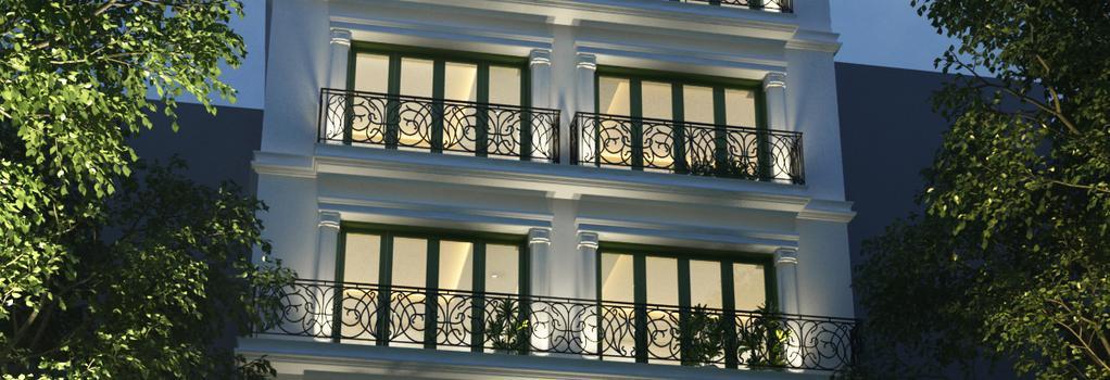 Eco Hotel Hanoi - 河內 - 建築