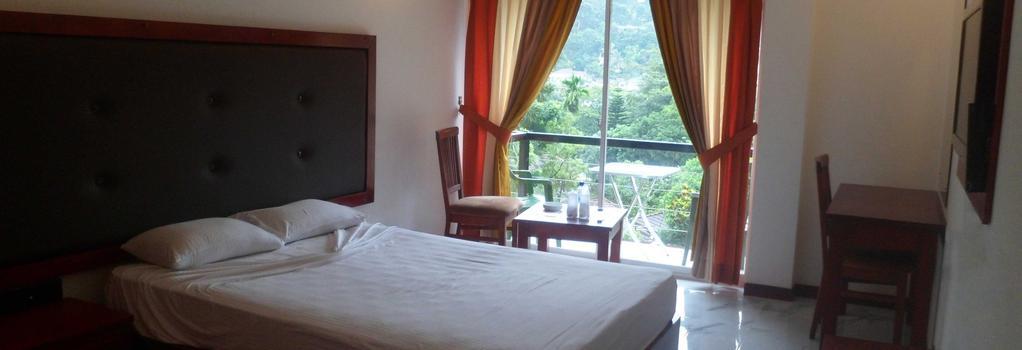 The Kandyan Hotel - 康提 - 臥室