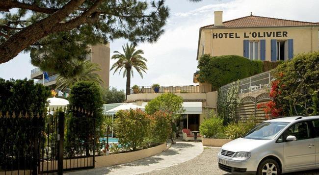 Hôtel De L'olivier - Cannes - 建築