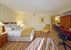 費城機場萬麗酒店 - 費城 - 臥室