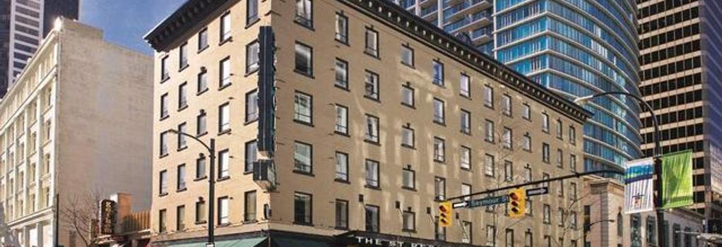 The St. Regis Hotel - 溫哥華 - 建築