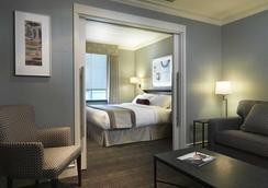 聖瑞吉酒店 - 溫哥華 - 臥室