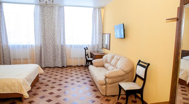 Korona Hotel - 雅羅斯拉夫爾 - 臥室