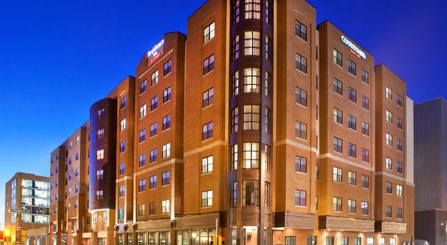 Residence Inn by Marriott Syracuse Downtown at Armory Square - 錫拉丘茲 - 建築