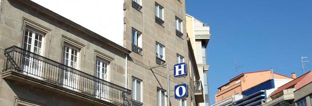 Hotel Panton - 維戈 - 建築