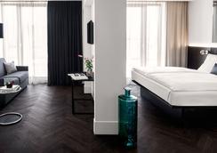 阿瑪諾市中心大酒店 - 柏林 - 臥室