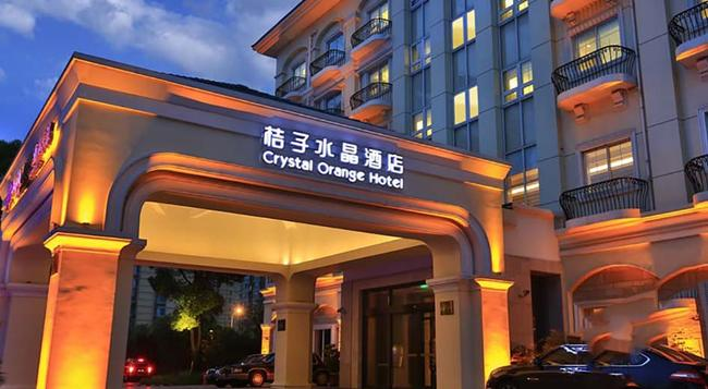 Crystal Orange Hotel Shanghai Kang Qiao - 上海 - 建築