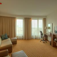 Hampton by Hilton Voronezh Living Area
