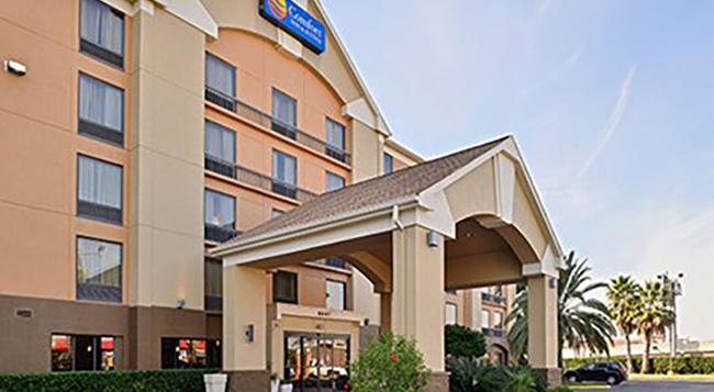 Comfort Inn Southwest Fwy at Westpark - 休斯頓 - 建築