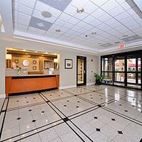 Comfort Inn Southwest Fwy at Westpark Lobby
