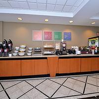Comfort Inn Southwest Fwy at Westpark Restaurant