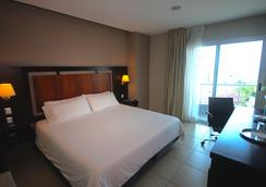 海菊蛤珍珠酒店 - Manta - 臥室