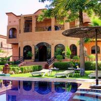 Palais Dar Ouladna Outdoor Pool