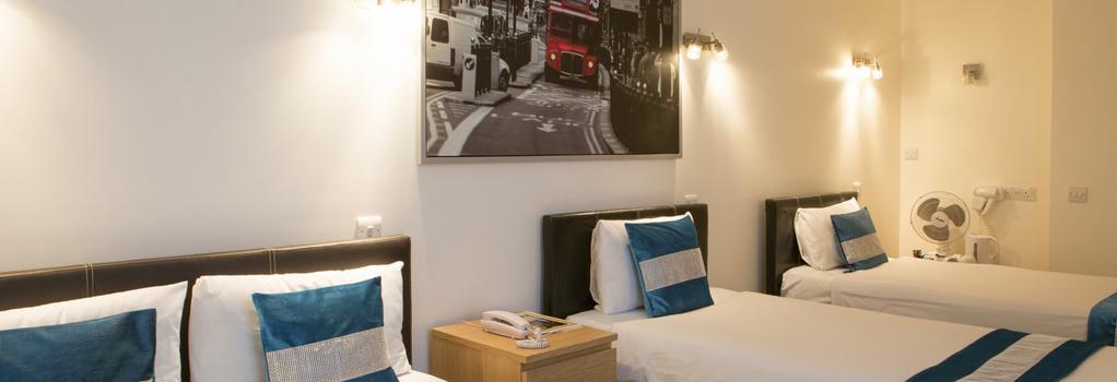 Westpoint Hotel - 倫敦 - 臥室