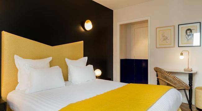 Quality Hotel Malesherbes- Paris 8 - 巴黎 - 臥室
