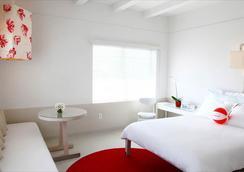 邁阿密海灘聯排別墅酒店 - 邁阿密海灘 - 臥室