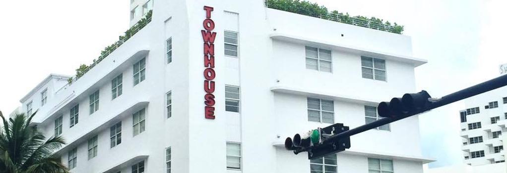 Townhouse Hotel Miami Beach - 邁阿密海灘 - 建築