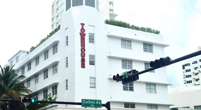 Townhouse Hotel Miami Beach - 邁阿密海灘 - 建築