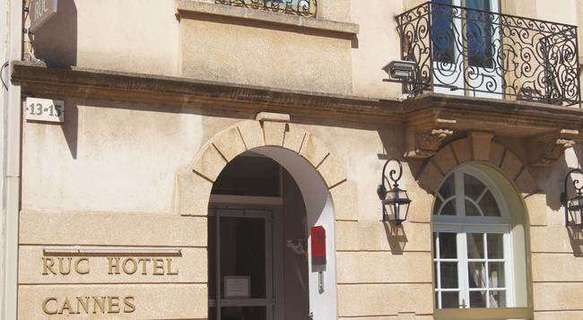 Ruc Hotel Cannes - Cannes - 建築